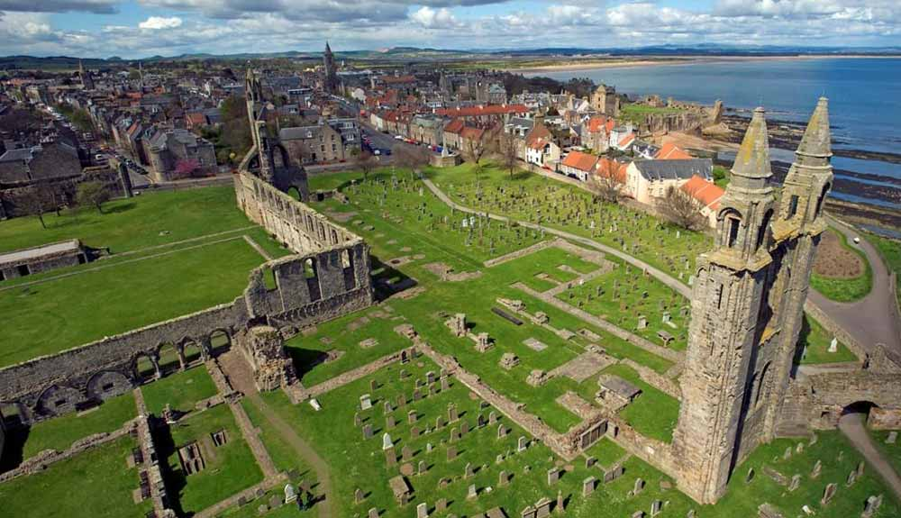 St Andrews The Open 2022