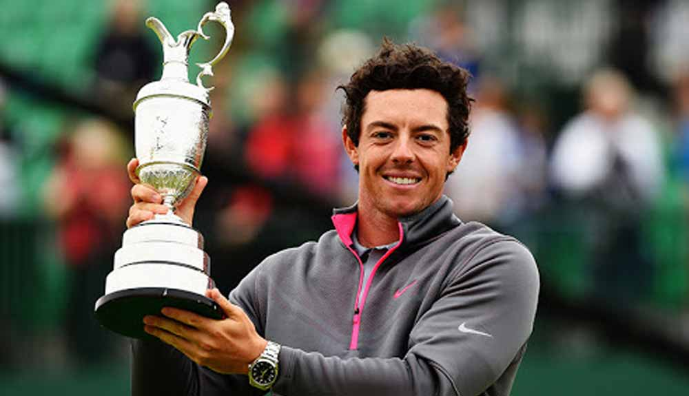 The Open Rory